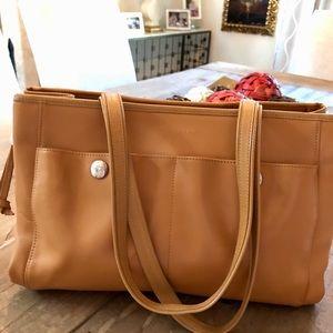 Classic Longchamp bag